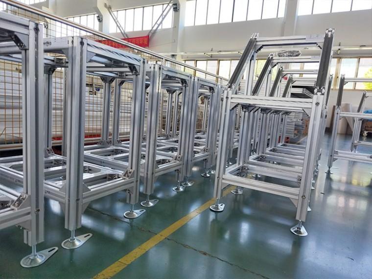 铝型材框架定制流程