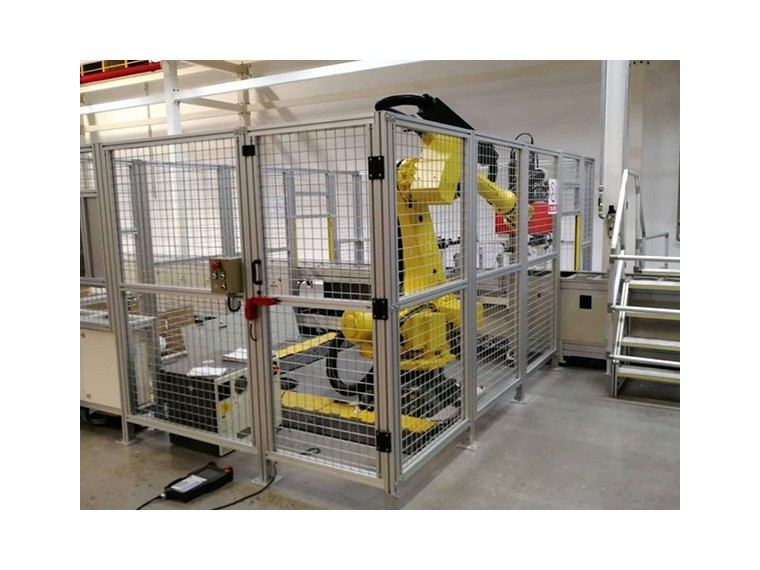 4040工业铝型材定制框架案例