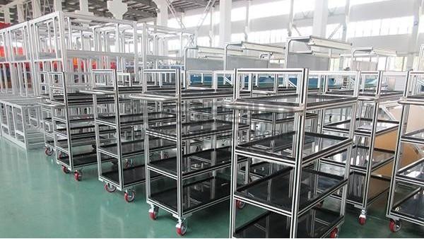 如何正确安装铝型材框架 