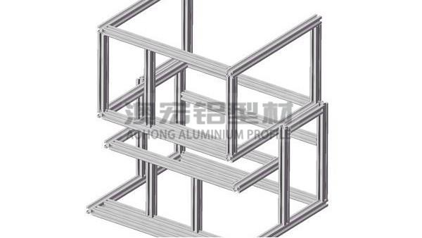 如何初步辨别铝型材框架质量的好坏