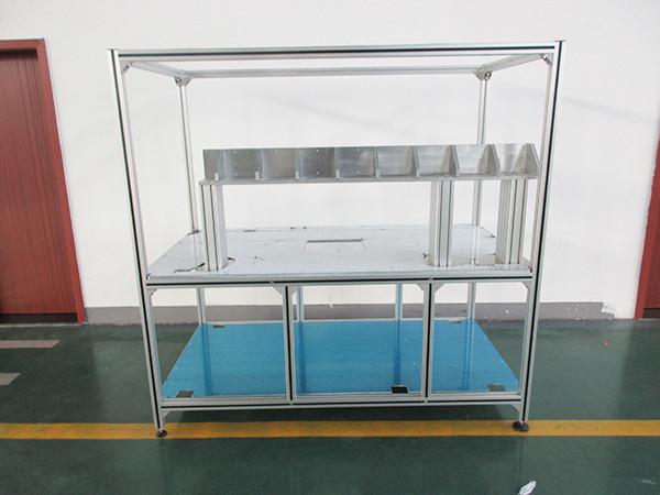 澳宏防静电工作台铝型材