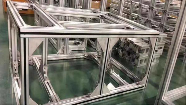 铝型材专用紧固链接角件螺栓螺母厂家-澳宏铝业