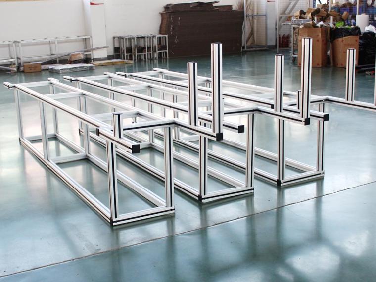 如何辨别铝型材框架质量的好坏?