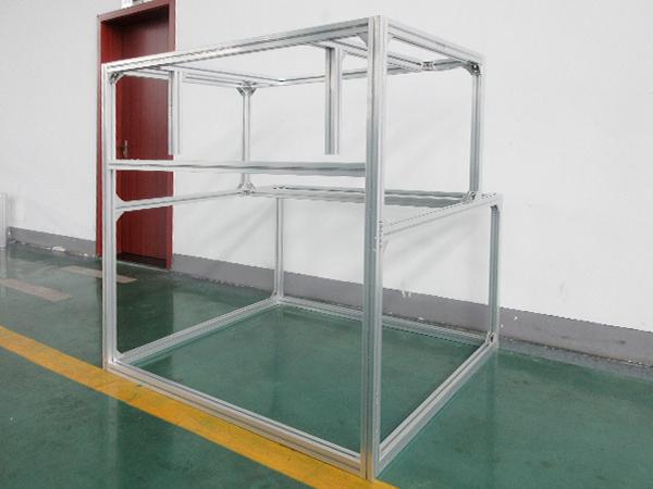 铝型材钣金设备机架