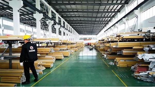 出口铝型材的质量标准保障