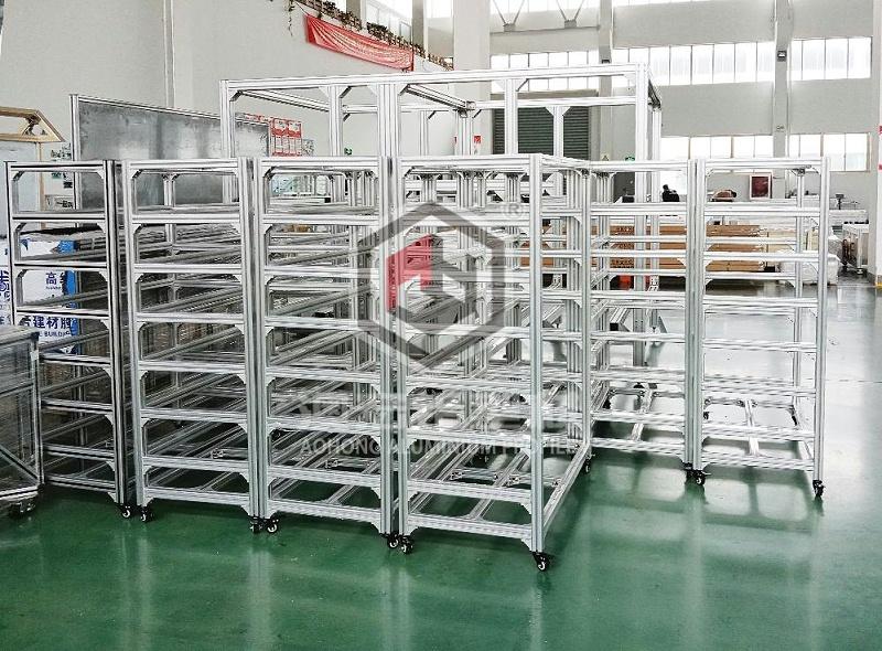 铝型材框架