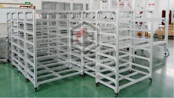 如何选择铝型材厂家之产品组装篇