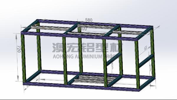 铝型材框架图纸需要提供给客户吗?