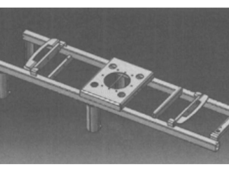铝合金框架结构焊接