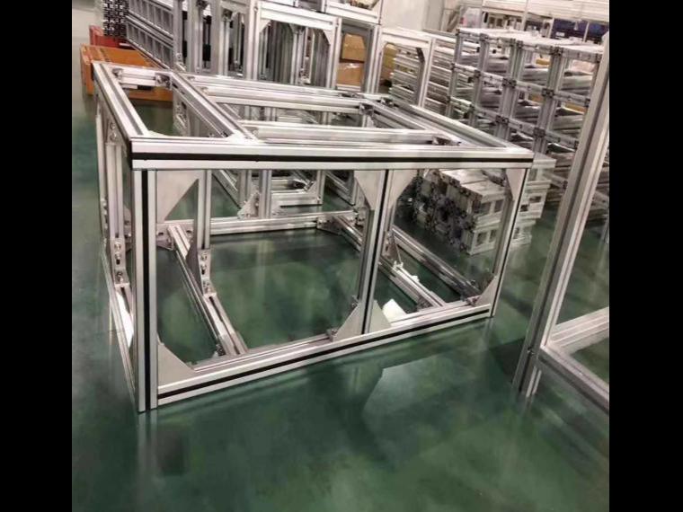 铝合金框架焊接的工艺要素-澳宏新闻