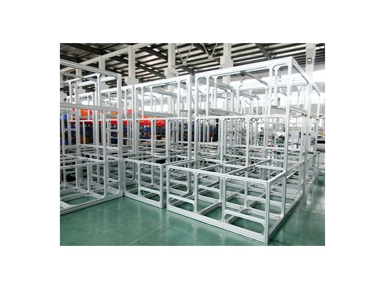 承重要求不高的工业铝型材框架可选用哪些规格型号的铝合金型材?