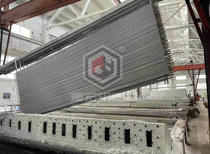 工业铝型材氧化