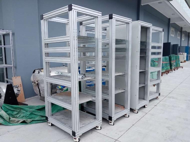 工业铝型材框架制作要注意的点