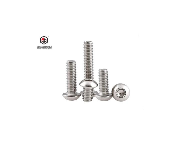 铝型材框架为什么要用螺栓连接?
