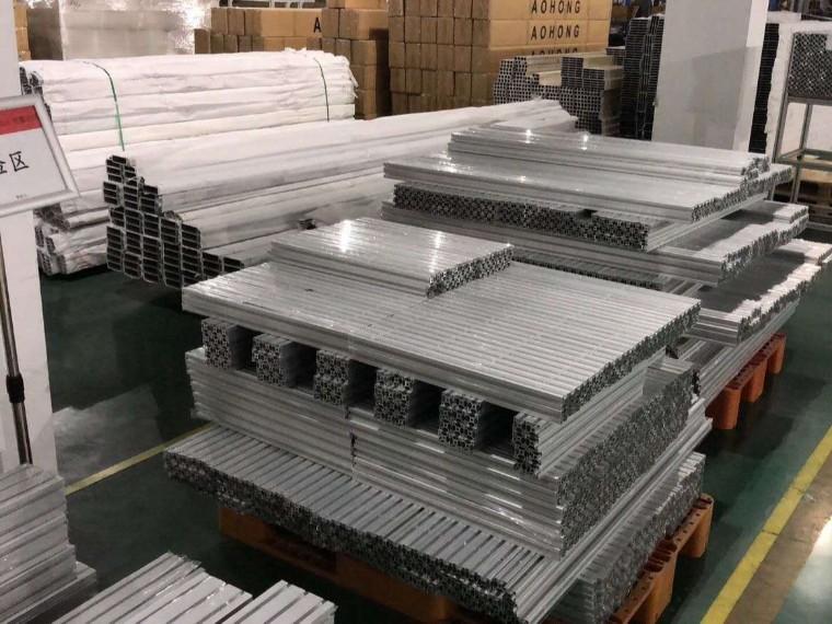 包装设备生产线用铝型材-澳宏铝业