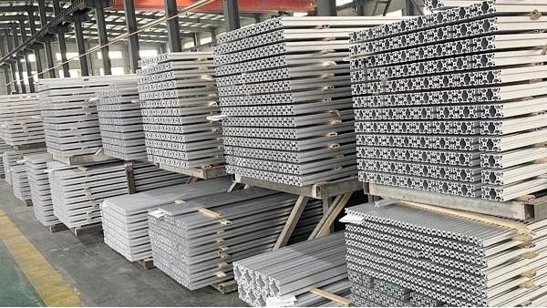 铝型材加工件表面清洁度的检测方法