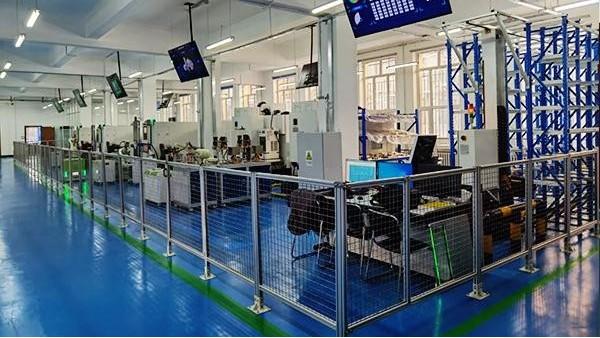 工业铝型材框架应用