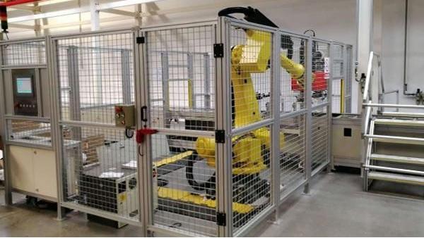 机器人围栏规格