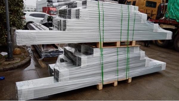 常用的欧标铝型材米重范围是多少?