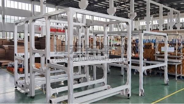 铝型材系列知识之切莫忽视铝型材框架的日常保养