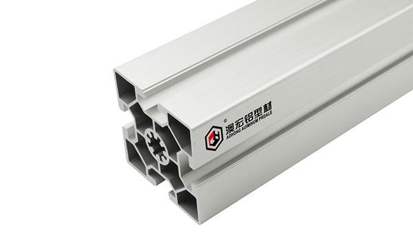 澳宏欧标4040铝型材-足厚满足机械设备承重需要!