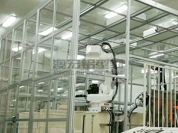 机器人安全防护罩