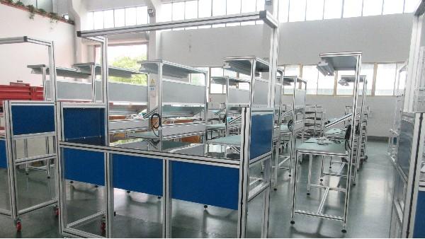 工业铝型材可以搭建哪些框架产品?