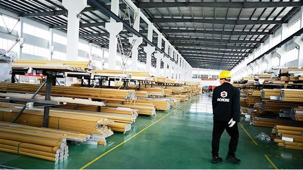 工业铝型材定制屏风隔断的优势
