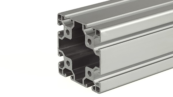 8080铝型材在框架上的应用