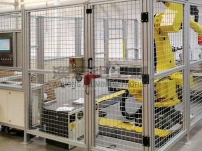 机器人安全门铝型材