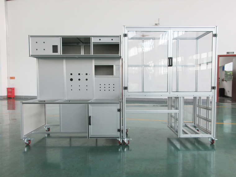 澳宏工业铝型材框架一站式定制,省时省力省心