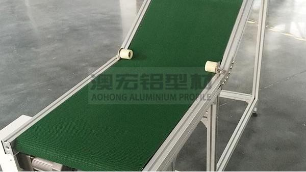 铝型材输送线的关键组成部分