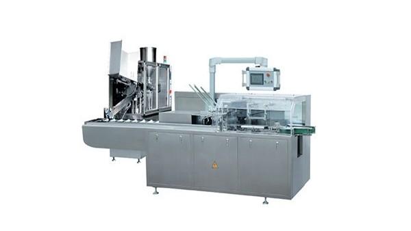 工业铝型材在自动装盒机中的应用